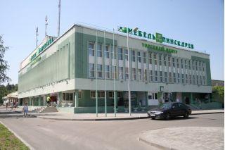 Магазин Мебель Пинскдрев в Гомеле на Ильича, Пинскдрев, Беларусь
