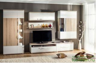Набор мебели, МАРТА гостиная, Алмаз (Любимый дом), Россия