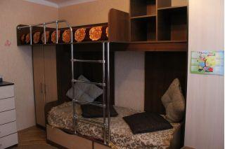 Продаем двухъярусную детскую кровать БУ в Минске