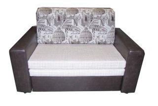 Диван-кровать 2 Тино 203, Виктория-мебель, Беларусь