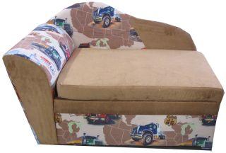 Тахта для мальчика Карапуз 408, Виктория-мебель, Беларусь