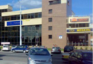 Магазин Лагуна в ТЦ На Сухаревской в Минске, AMI Мебель (Торговый дом Лагуна), Беларусь