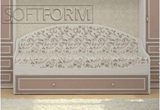 Кровать двойная для детей 29, СТРЕКОЗА, Софтформ (Softform), Беларусь
