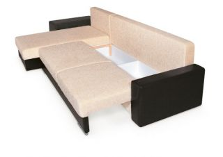 Угловой диван-кровать Релоти Сильвер мод.1, Лагуна, Беларусь