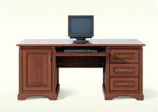 Стол для кабинета NBIU 170, СТИЛИУС (STYLIUS), BRW ( БРВ ), РБ