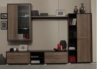Новый набор мебели АКАНТ от фабрики Блек Ред Уайт