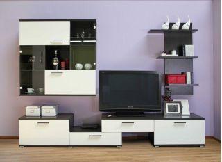Новинка- набор мебели DOMINGO (Доминго) от Блек Ред Уайт