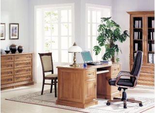 Набор мебели в кабинет КЕНТ (KENT) 2, BRW ( БРВ ), РБ