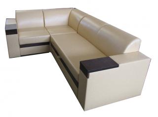Угловой диван-кровать Премьер 341, Виктория-мебель, Беларусь