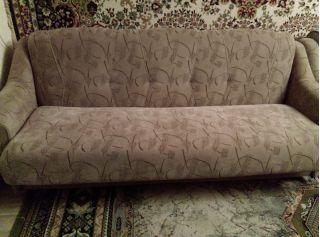 Продам диван и два кресла БУ в Минске