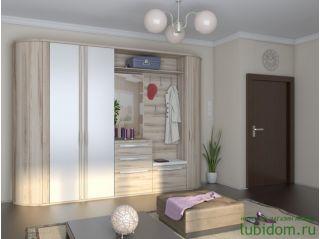 Набор мебели для прихожей 1, МАРТА прихожая, Алмаз (Любимый дом), Россия