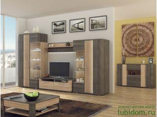 Набор мебели в гостиную, БРУНА гостиная, Алмаз (Любимый дом), Россия
