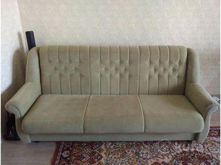 Продается диван-книга БУ в Минске в отличном состоянии