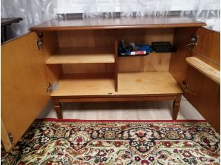 Продам секцию, шкаф и тумбу БУ в Минске