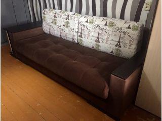 Продаю диван Еврокнига БУ в Жодино