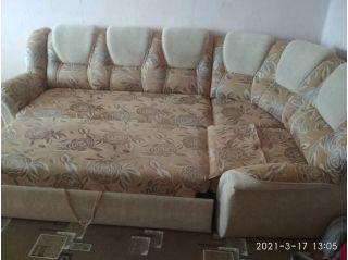 Угловой диван БУ Пружаны