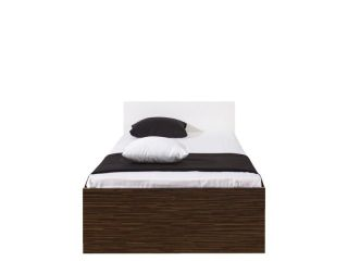 Кровать S61-LOZ 90 белый блеск RINGO ( РИНГО ), BRW ( БРВ ), РБ