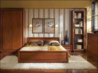 Набор мебели LARGO CLASSIK (Ларго Классик) для спальни, спальный гарнитур, спальня, BRW ( БРВ ), РБ