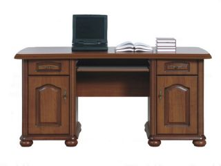 Стол для кабинета 160, НАТАЛИЯ (NATALIA), BRW ( БРВ ), РБ