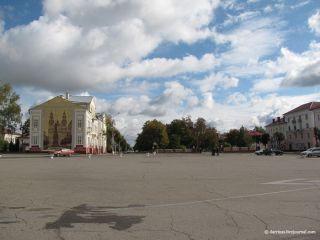 Магазин Лагуна в Волковыске на Скорины, AMI Мебель (Торговый дом Лагуна), Беларусь