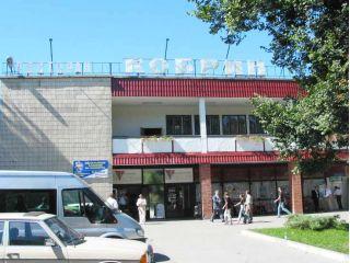 Магазин Лагуна в Кобрине на Первомайской, AMI Мебель (Торговый дом Лагуна), Беларусь