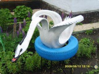 Лебедь на дачу своими руками
