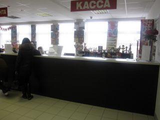 Фирменный магазин Black Red White в Гродно на Богуцкого
