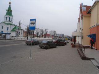 Магазин Лагуна в Молодечно на пл. Старое место, AMI Мебель (Торговый дом Лагуна), Беларусь