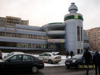 Магазин Мебель Пинскдрев в Гродно на Фомичева, Пинскдрев, Беларусь