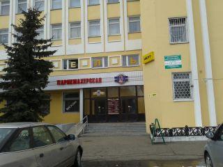 Магазин Мебель Пинскдрев в Полоцке на Октябрьской, Пинскдрев, Беларусь