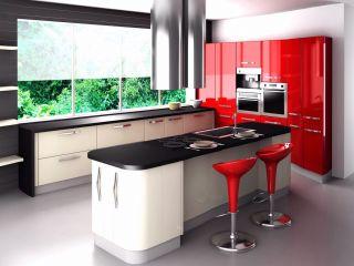 Кухня: Центр управления домашним уютом