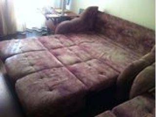 Продам двуспальный диван бу