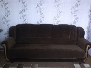 Продам диван и два кресла бу