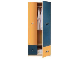 Шкаф для одежды, ТВИСТ (TWIST), BRW ( БРВ ), РБ