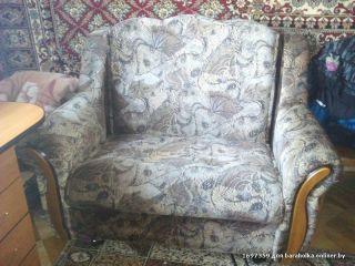 Продам БУ диван в Минске