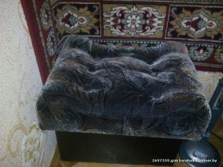 Продам БУ пуфик в Минске
