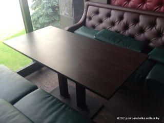 Продам диваны, кресла, столы для кафе БУ в Минске