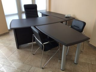 Продам бу комплект офисной мебели MAXIMUS (Involux)
