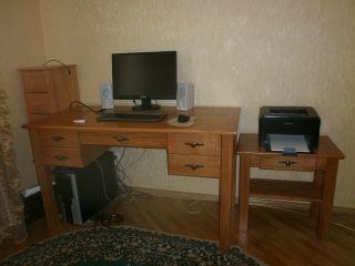 Продам стол из массива дуба