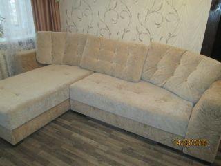 Продам угловой диван бу в Минске