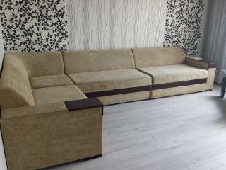 Продам угловой диван БУ в Барановичах