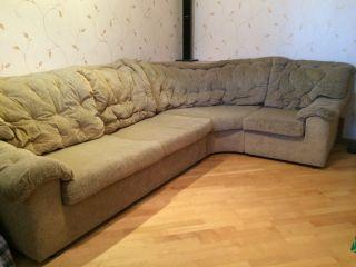 Срочно продаю угловой диван БУ в Минске