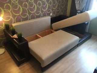 Продам диван Баккара БУ в Минске
