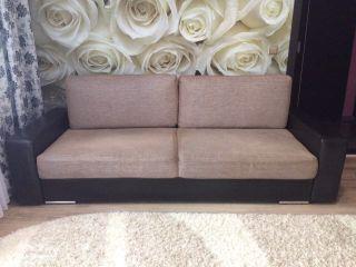 Продам комфортный диван-кровать бу