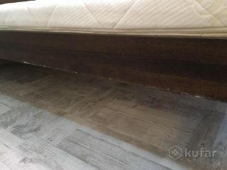 Продам кровать Калифорния из массива БУ в Минске
