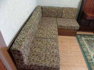 Продам мягкий диван уголок БУ в Могилеве