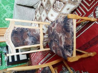 Продаю Стол и Стулья из массива БУ в Бобруйске