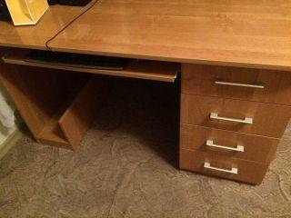 Продам стол компьютерный-письменный БУ в Минске
