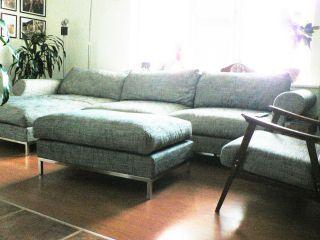 Продам угловой диван с модулями БУ в Минске