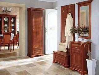 Набор мебели для прихожей, прихожая СТИЛИУС (STYLIUS), BRW ( БРВ ), РБ